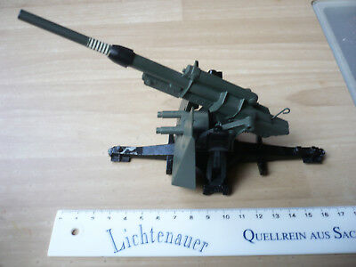 Flak 8.8 von Dinky Toys, 8,8mm Gun, Kanone Made in England
