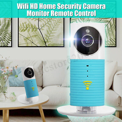 720P Clever Dog Cleverdog Home Security HD Wifi Wireless IP Night Vision