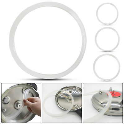 Silicone Sealing Ring Gasket Replacement Heat Resistant Kitchen Pressure Cooker