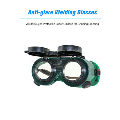 Anti-glare Welding Glasses Welders Eyes Protection Labor Glasses for A2J6
