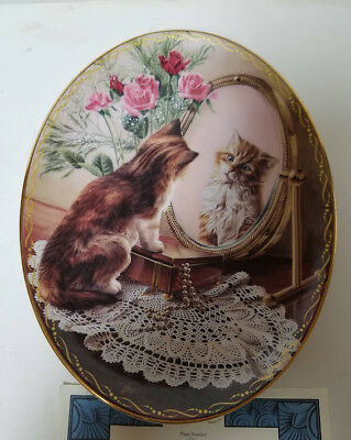Collector Plate Coa Bradford Exchange Fairest Of Them All  Classic Elegance