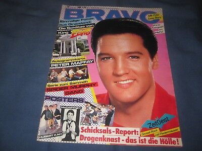 Bravo 15.7.1982 29/82 mit Paul McCartney Poster Heft komplett
