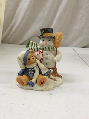 Cherished Teddies #269735 Mitch Friendship Never Melts Away