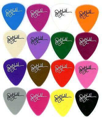 Sarah McLachlan Lot Of 16 Tour Issued Custom Guitar Pick Collection Circa 2005