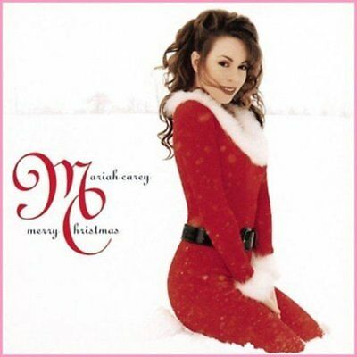 Mariah Carey - Merry Christmas CD 1994 NEW/SEALED