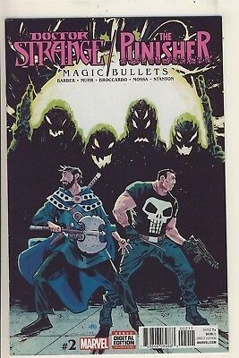 Doctor Strange/The Punisher: Magic Bullets (2017) 2 NM