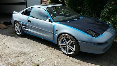 Toyota MR2 V6 Conversion 8K spent, so many new parts / UNFINISHED PROJECT