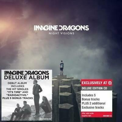 Night Visions by Imagine Dragons (CD, Feb-2013, Interscope (USA)) NEW