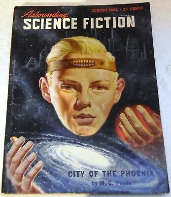 Astounding Science Fiction - US digest - August 1951 - Vol.47 No.6 - Simak