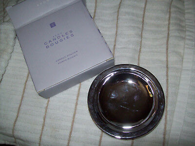 Lot of 4 Avon Candles Bougies Candle Holders NIB 2001