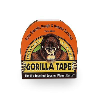 Gorilla Tape Waterproof Double-Thick Adhesive All-Purpose [Energy Class A] - 11m