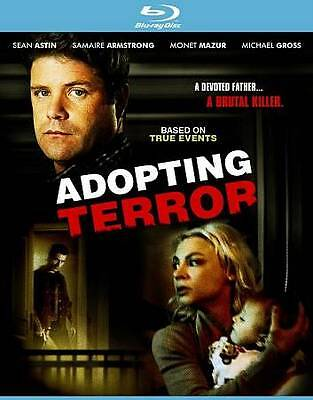 Adopting Terror [Blu-ray] Brand New sealed ships NEXT DAY with tracking