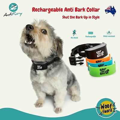 Anti Bark Collar for Small Dog Rechargeable Stop Barking Training Device
