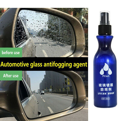 Water Repellant Waterproof Rainproof Anit-fog Agent Spray For Front Window Glass
