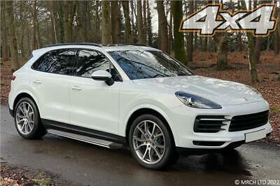Side Step Tubes Compatible with CAYENNE 2002-2010