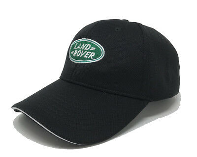 7975715e0ee LAND ROVER LOGO Embroidered 6 Panel