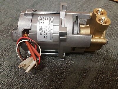 "Rinse Booster Pump LGB PS46DX COLGED 130120 HOBART H130120 PS46 230V 3/8"" DHIR"