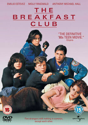 The Breakfast Club - New / Sealed Dvd - Uk Stock