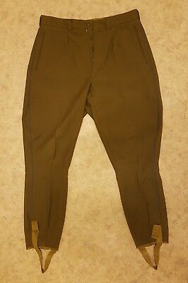 Pants Breeches Combat Trousers Russian Soviet Army Military Uniform USSR