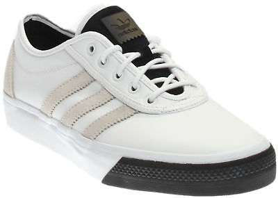more photos 713c9 6cee3 adidas Adi-Ease Classified Skate Shoes- White- Mens