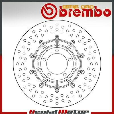 Brembo Serie Oro Fixed Front Brake Disc for Bmw R 100 Cs 1976 > 1989