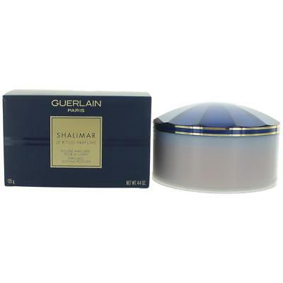 Shalimar by Guerlain, 4.4 oz Perfumed Dusting Powder for Women