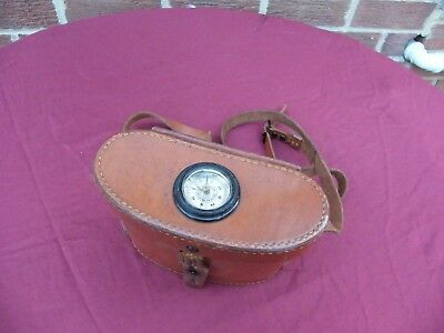 military binoculars case with compass bausch & lomb USA