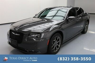 2016 Chrysler 300 Series 300S Texas Direct Auto 2016 300S Used 3.6L V6 24V Automatic AWD Sedan Moonroof