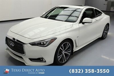 2017 Infiniti Q60 3.0t Premium Texas Direct Auto 2017 3.0t Premium Used Turbo 3L V6 24V Automatic RWD Coupe