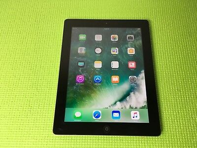 Apple iPad 4 16GB, Wi-Fi, 9.7in - Black  WIFI ((Retina display ))