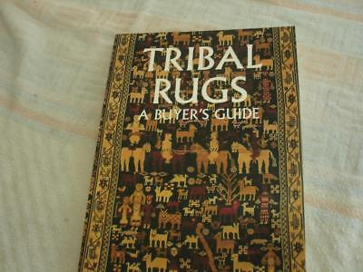 Tribal rugs  A buyer's guide