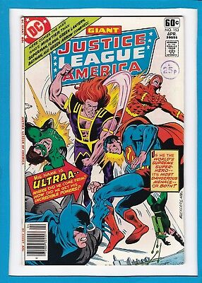 Justice League Of America #153_April 1978_Very Fine_Bronze Age Dc Giant!