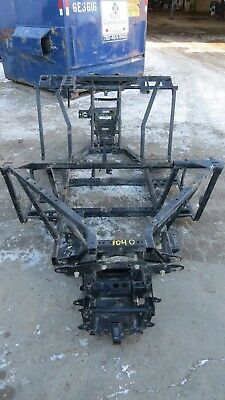 2012 POLARIS RZR 800 Straight Frame Chassis Assembly (OPS1040)