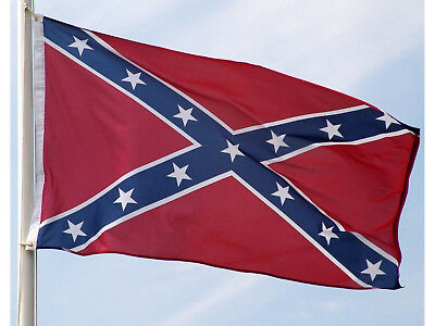 CONFEDERATE  FLAG - Free Same Day Shipping