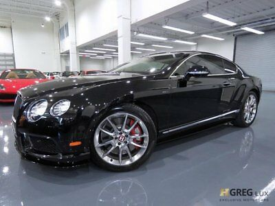 2014 Continental GT V8 S