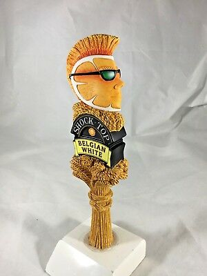 New in the Box SHOCK TOP Belgian White 8 Inch Tap Handle