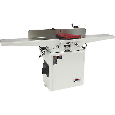 JET 8in. Helical Head Jointer - 2 HP, 230 Volt, 1 Phase, Model# JWJ-8HH