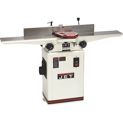 JET 6in. Long Bed Jointer with Helical Head Kit, Model# JJ-6HHDX
