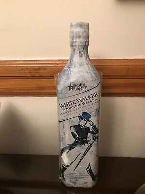 Johnnie Walker White Walker Game Of Thrones Limited Edition Collectable