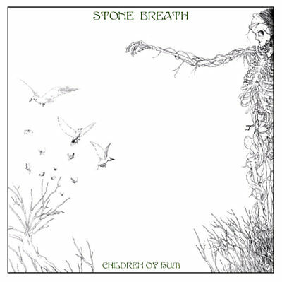 "STONE BREATH ""Children of Hum"" CD acid folk psych acoustic Renner Prydwyn"