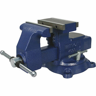 Wilton Reversible Mechanic's Vise with Swivel Base- 6 1/2in. Jaw Model# 4600