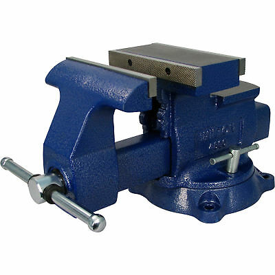 Wilton Reversible Mechanic's Vise with Swivel Base- 8in. Jaw Model# 4800
