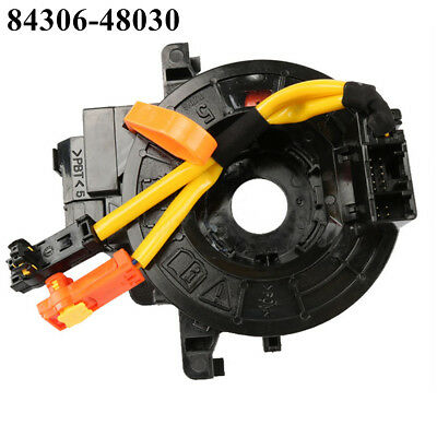 Spiral Cable Clock Spring 84306-48030 For Toyota Highlander Tundra Tacoma RAV4