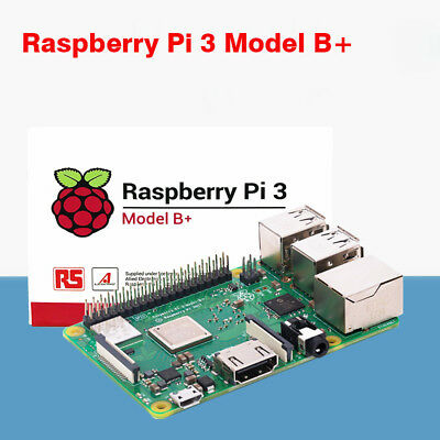 Raspberry Pi 3 Model B+ B Plus Motherboard 1.4GHz CPU 1GB RAM Bluetooth Wi-Fi