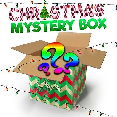 $25 Chrastmas Mysteries Box Anything Possible Xmas Gift No Junk New Unused Items