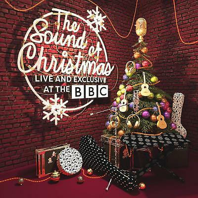 THE SOUND OF CHRISTMAS : LIVE AND EXCLUSIVE AT THE BBC (Various) 2 CD Set (2018)
