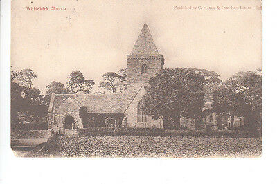 Whitekirk Church between Dunbar & North Berwick, East Lothian