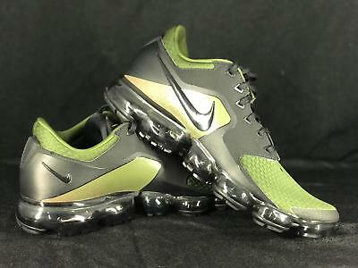 Nike Air VaporMax Flyknit Olive Green Men's Limited New With Box Size 10