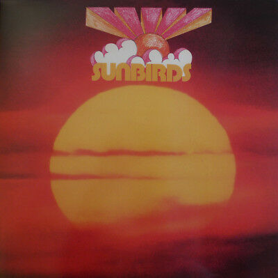SUNBIRDS: Sunbirds (1971); Garden of Delights LP 024; with 4-page insert; LP Neu