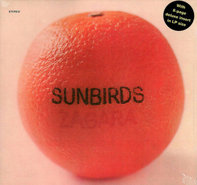 SUNBIRDS: Zagara (1973); Garden of Delights LP 026 + 1 bonus; with 8-page LP Neu